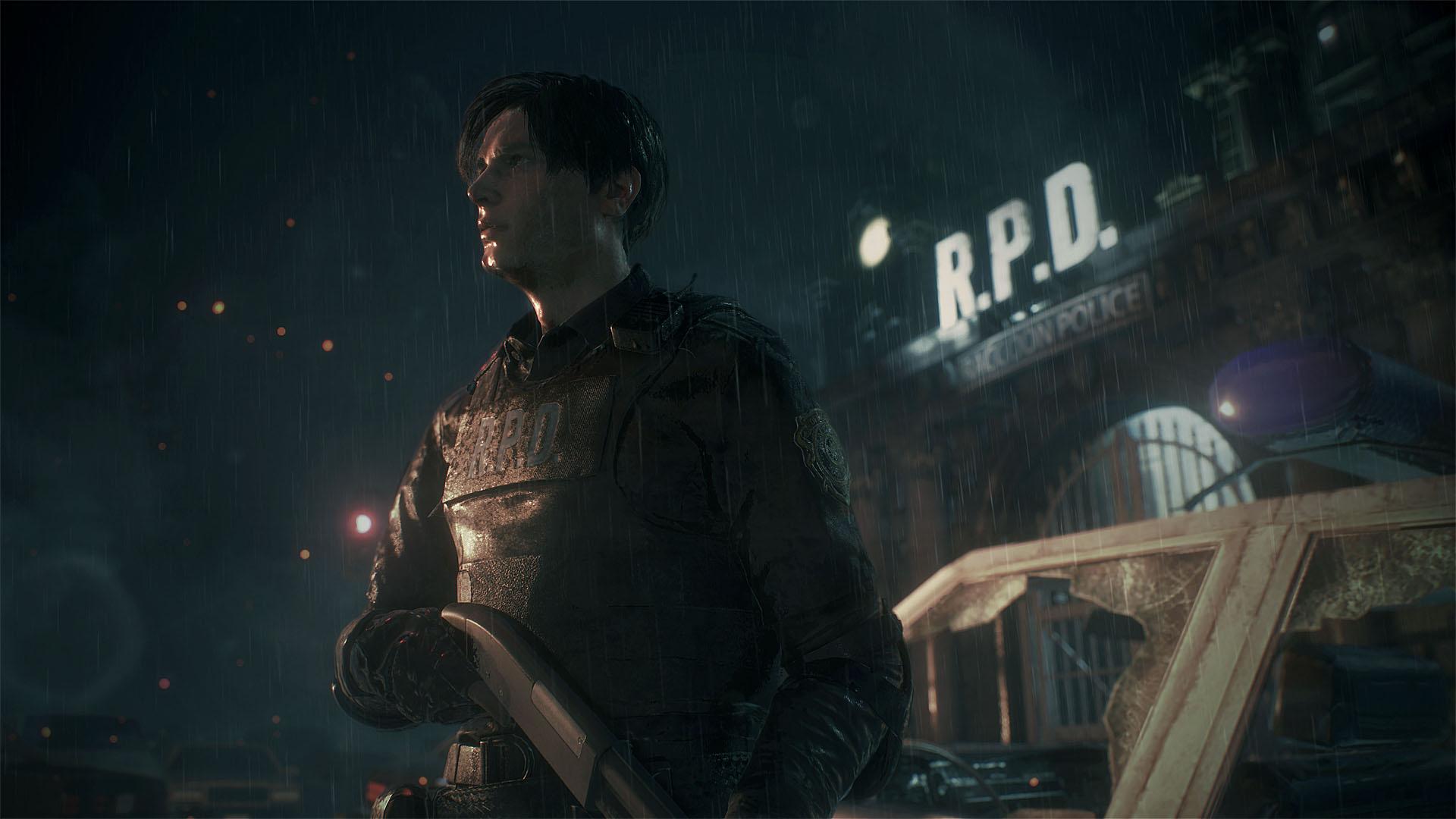 Скриншот №1 к RESIDENT EVIL 2