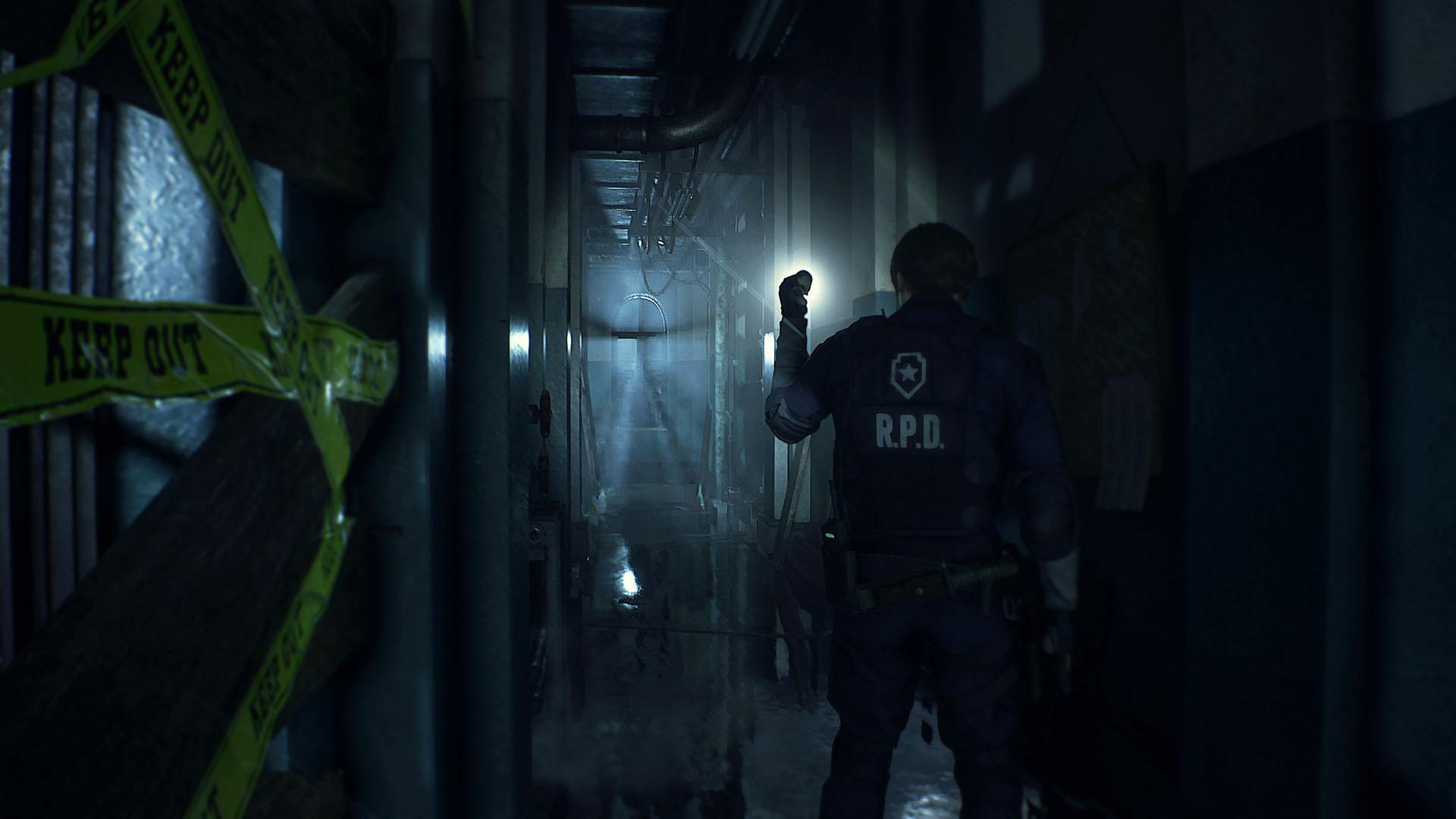 Скриншот №3 к RESIDENT EVIL 2