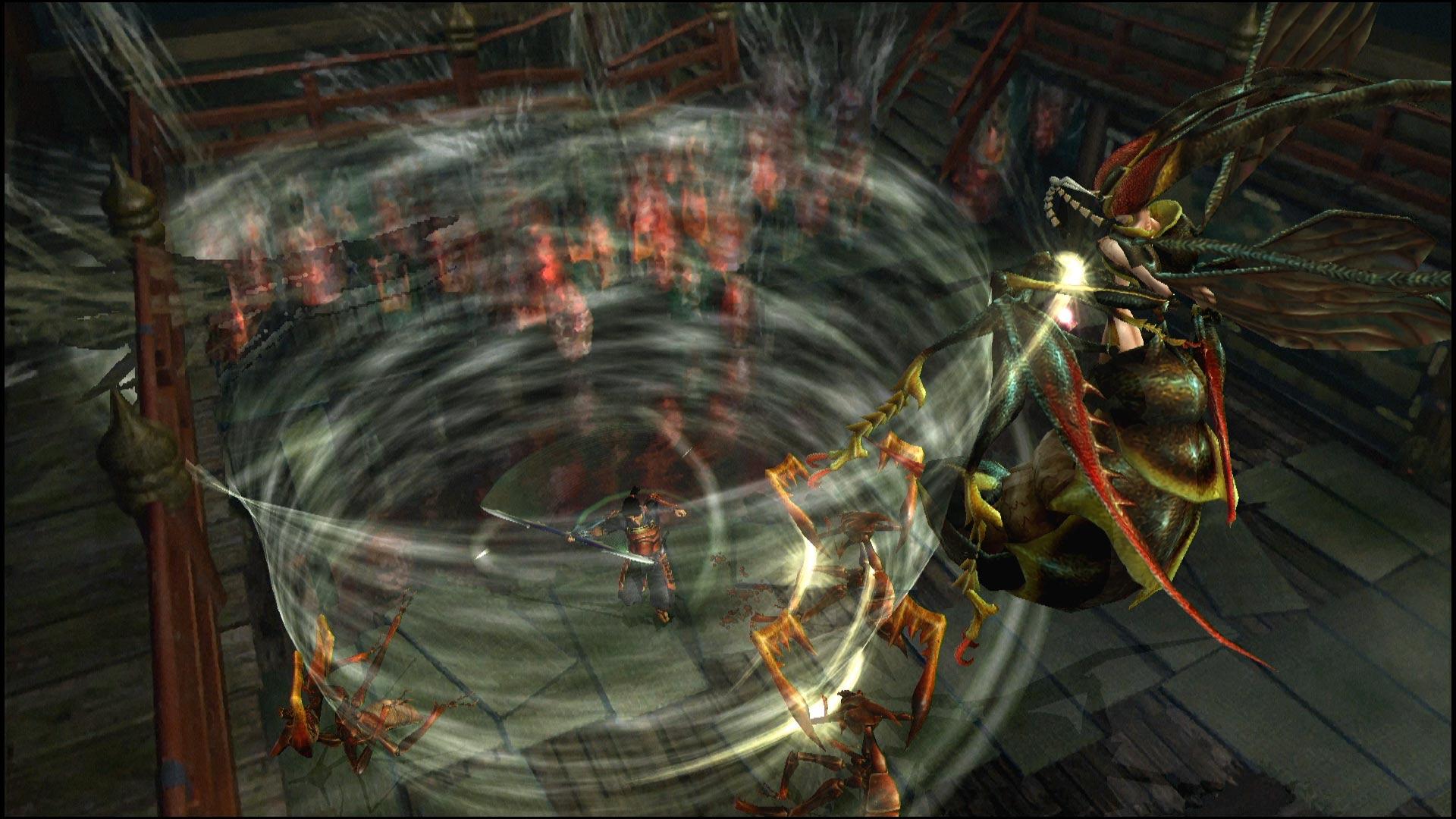 Onimusha: Warlords скриншот 2