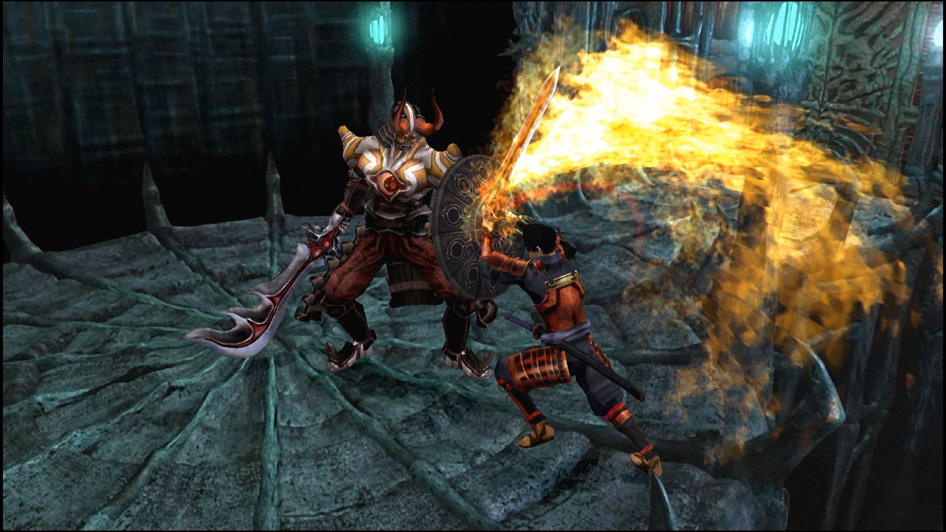 Onimusha: Warlords скриншот 4