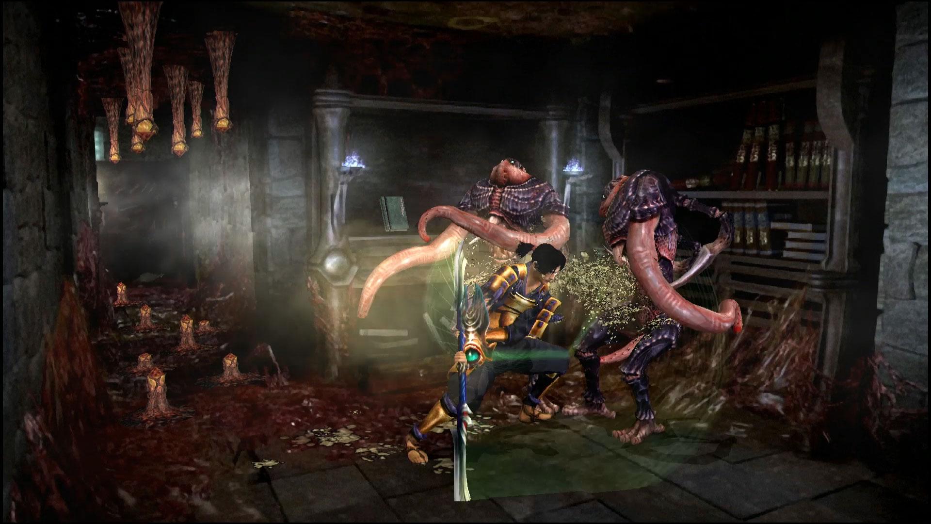 Onimusha: Warlords скриншот 1