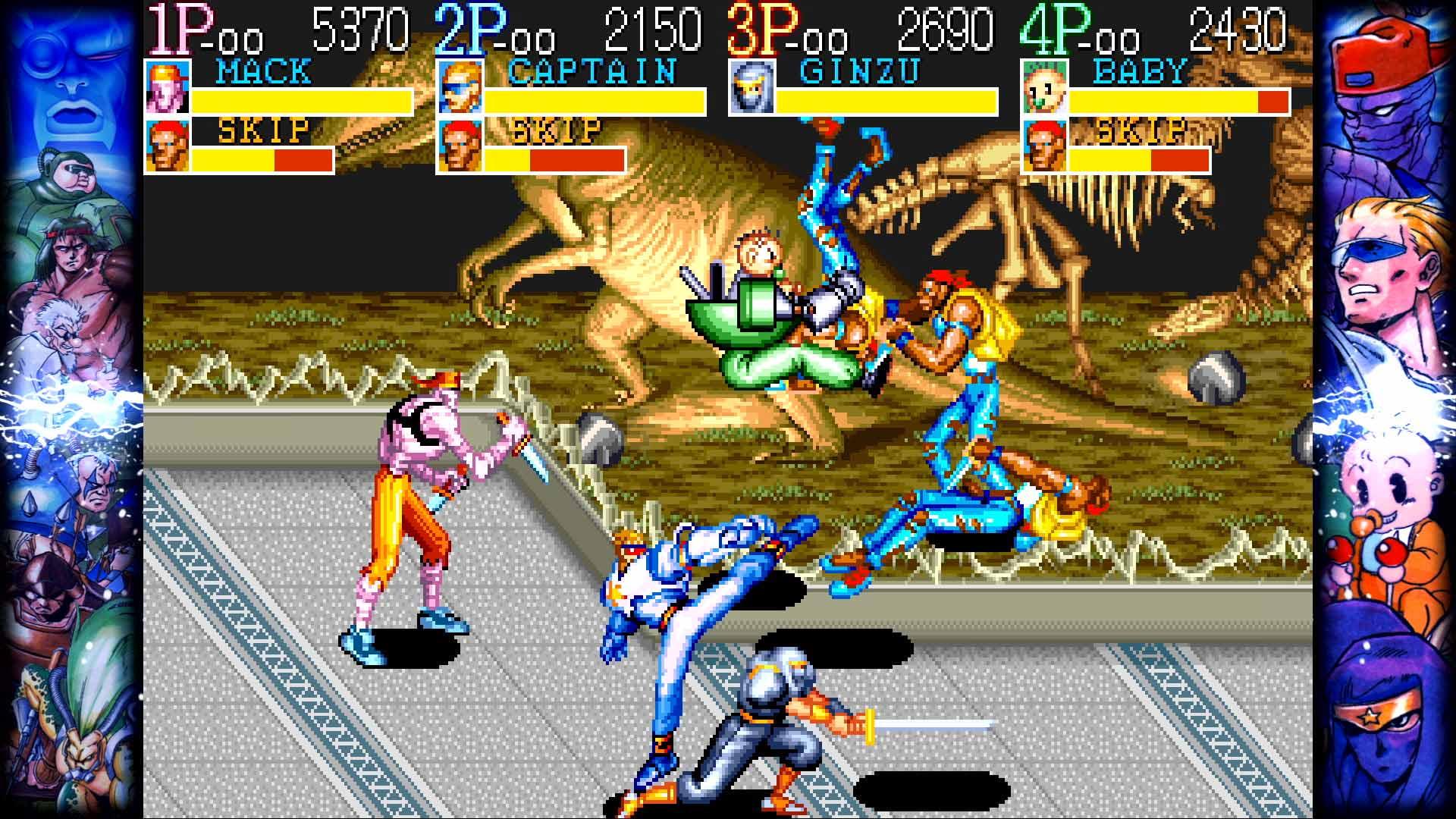 Скриншот №2 к Capcom Beat Em Up Bundle