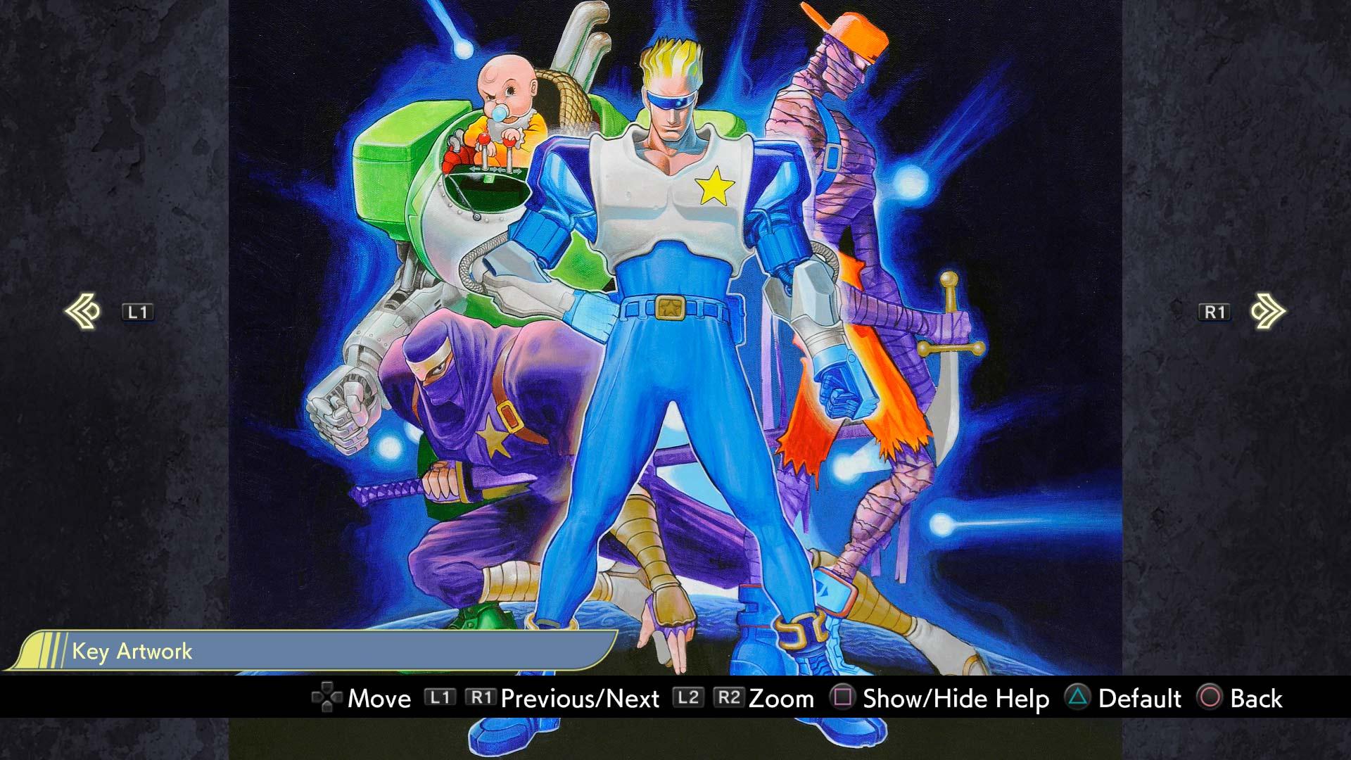 Скриншот №10 к Capcom Beat Em Up Bundle