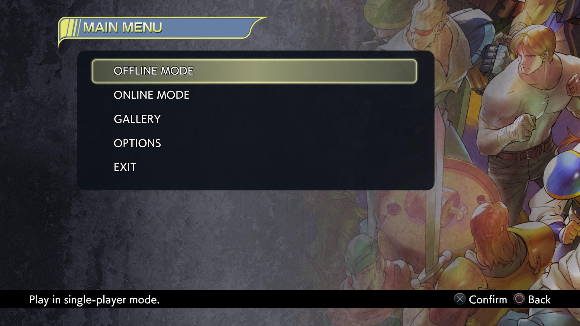 Скриншот №8 к Capcom Beat Em Up Bundle