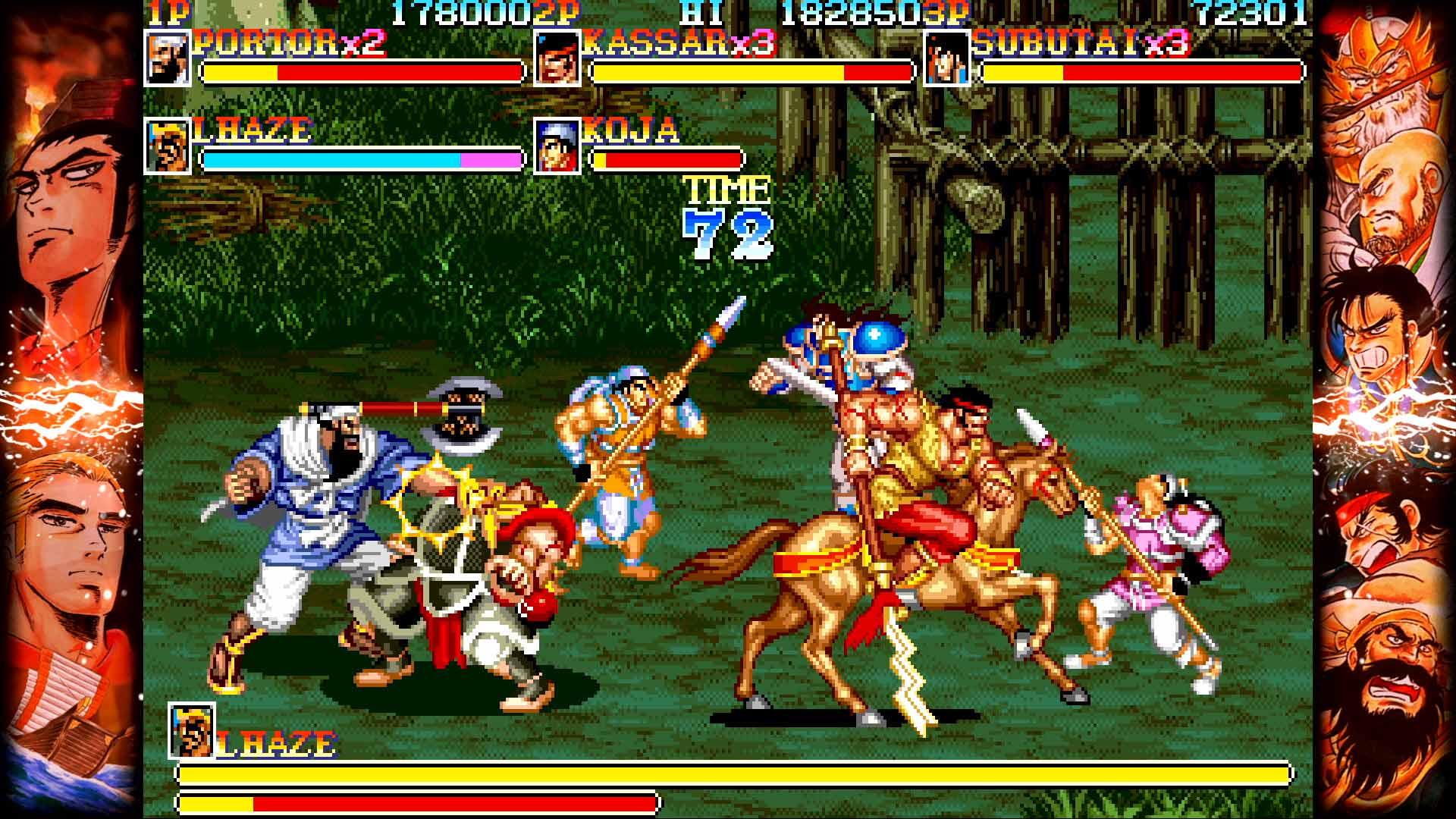 Скриншот №3 к Capcom Beat Em Up Bundle
