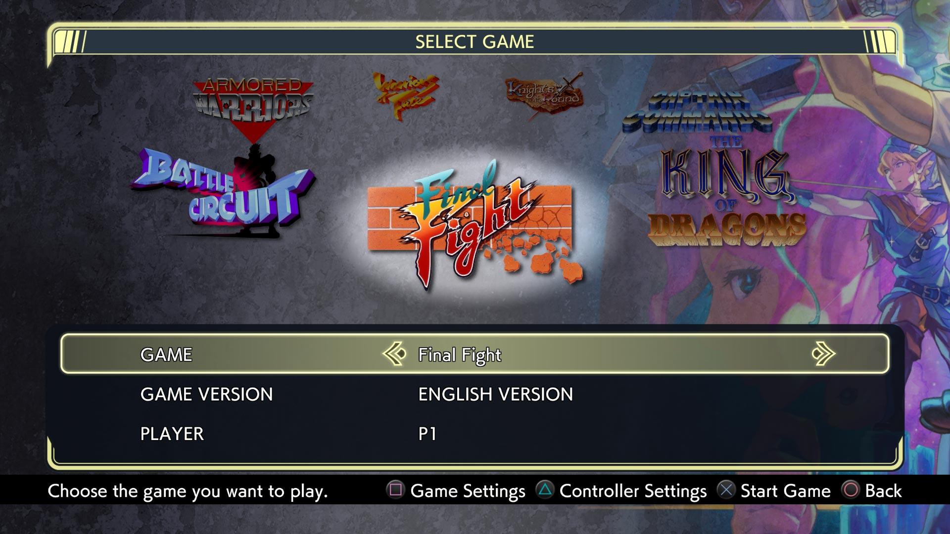 Скриншот №9 к Capcom Beat Em Up Bundle