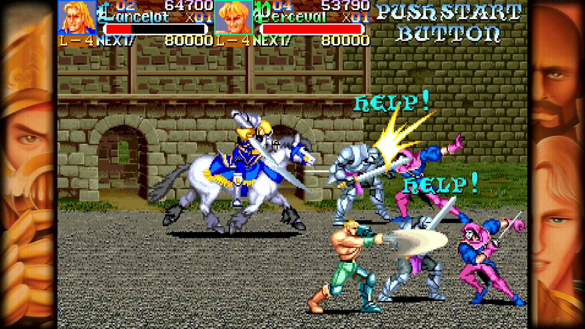Скриншот №5 к Capcom Beat Em Up Bundle