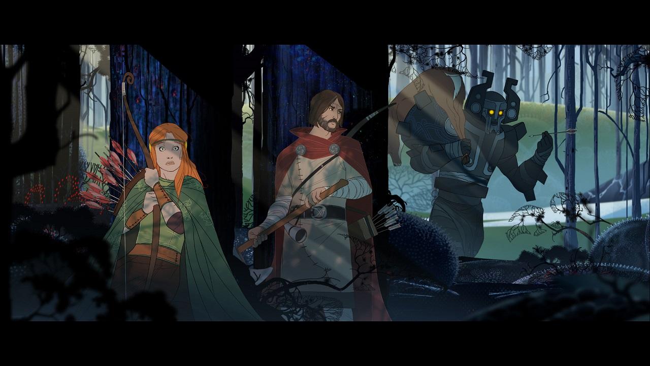 Скриншот №1 к Banner Saga 1
