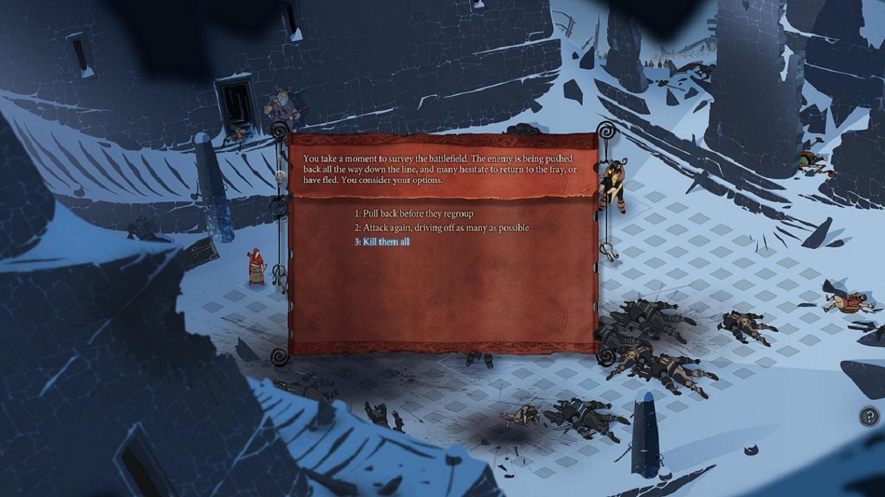 Скриншот №9 к Banner Saga 1
