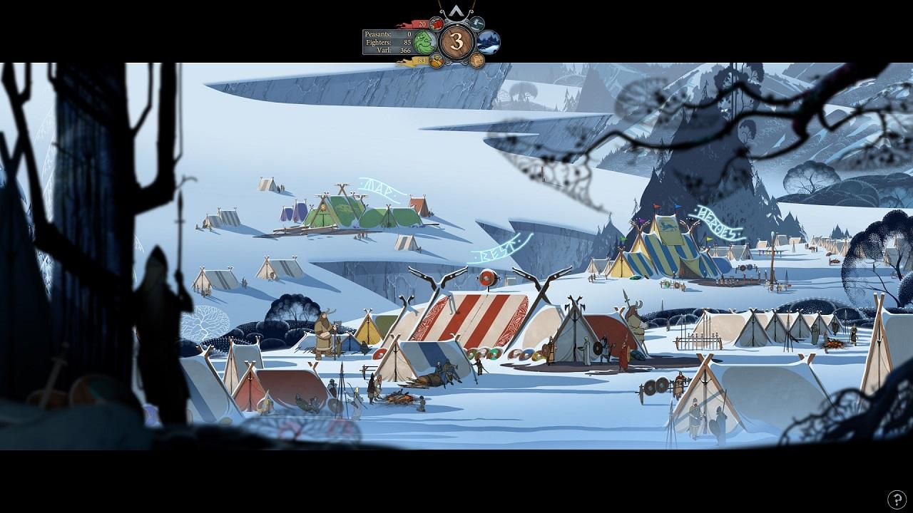 Скриншот №7 к Banner Saga 1