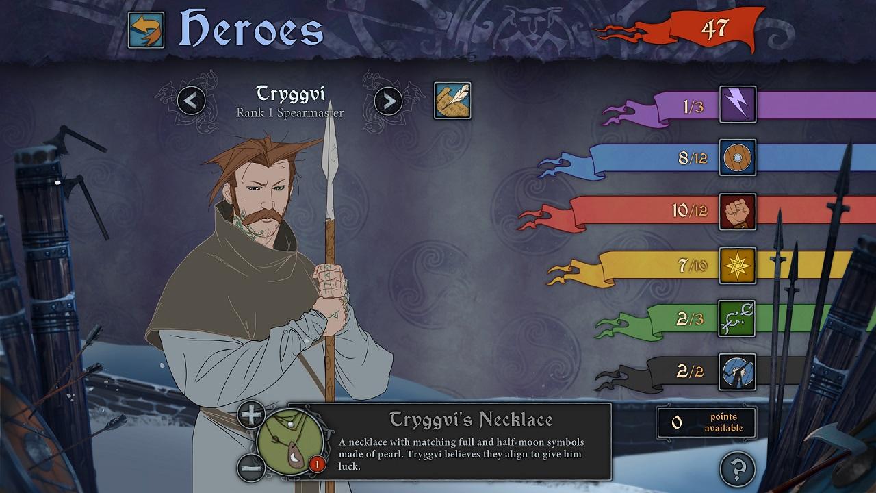 Скриншот №4 к Banner Saga 1