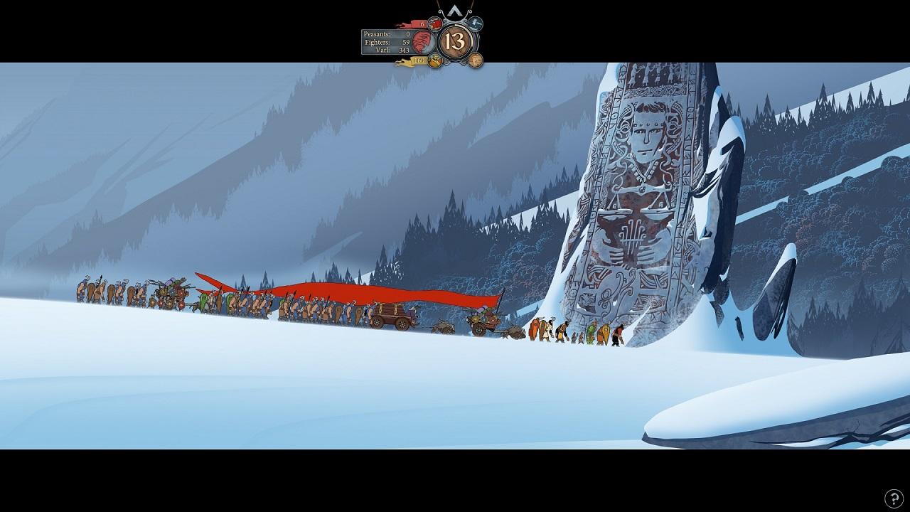 Скриншот №5 к Banner Saga 1