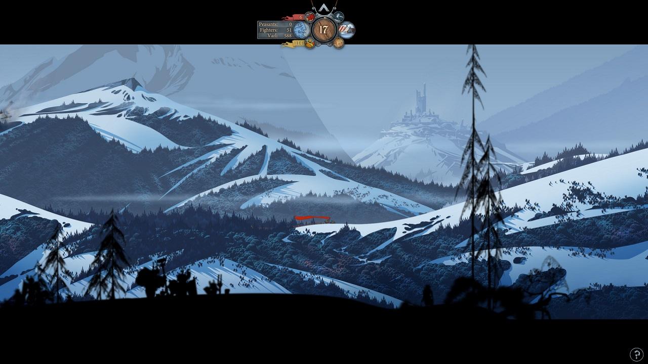 Скриншот №3 к Banner Saga 1