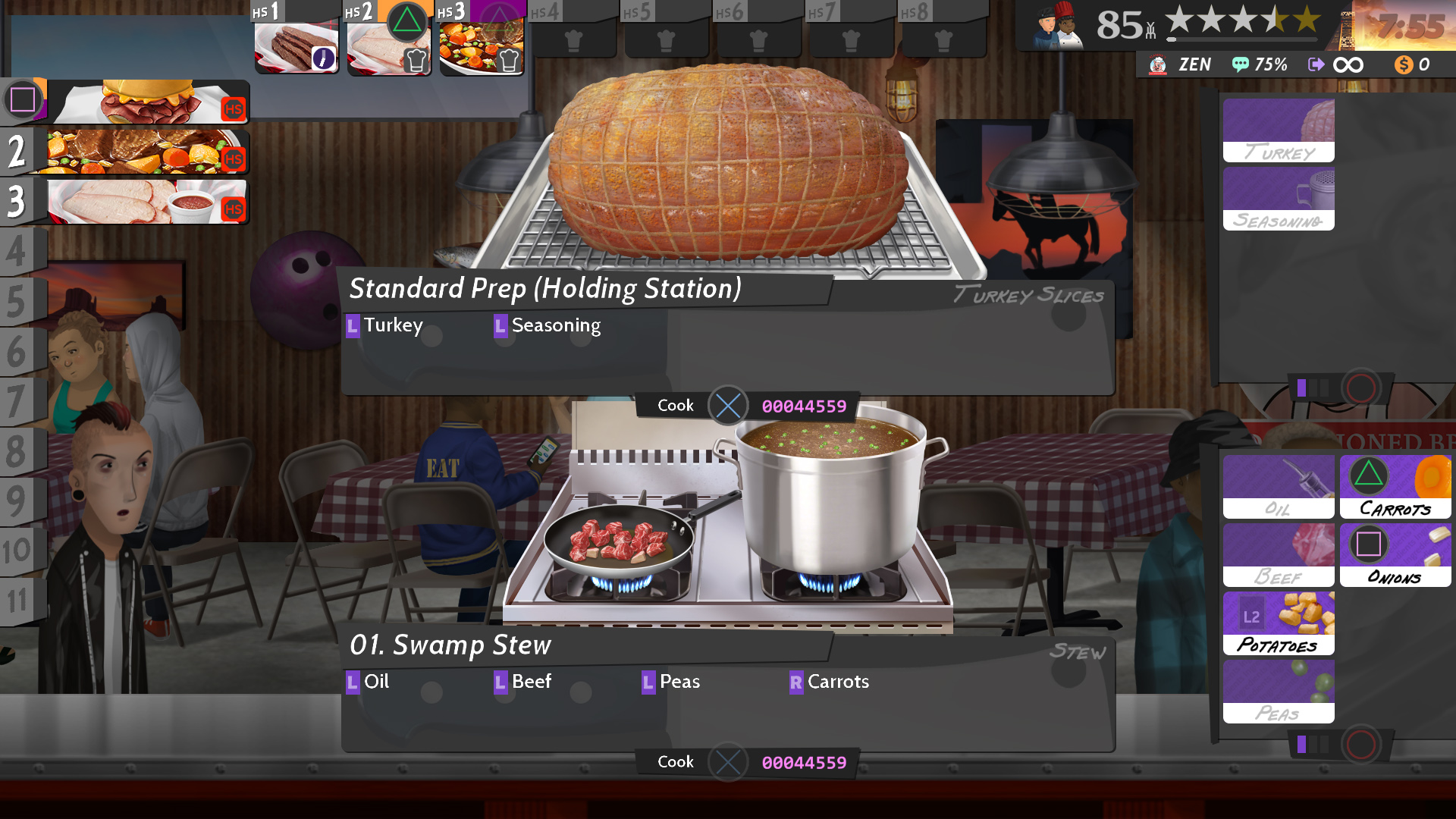 Cook, Serve, Delicious! 2!! скриншот 6