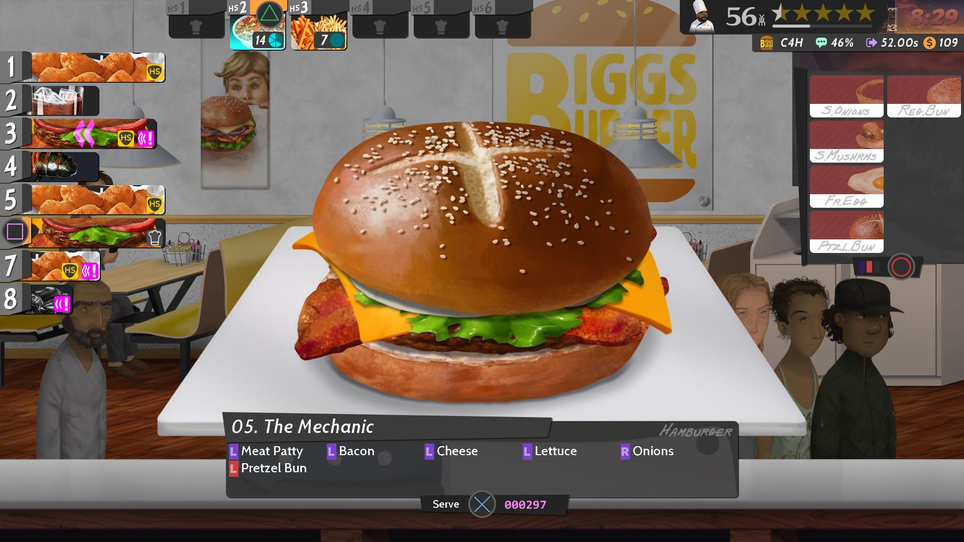Cook, Serve, Delicious! 2!! скриншот 1