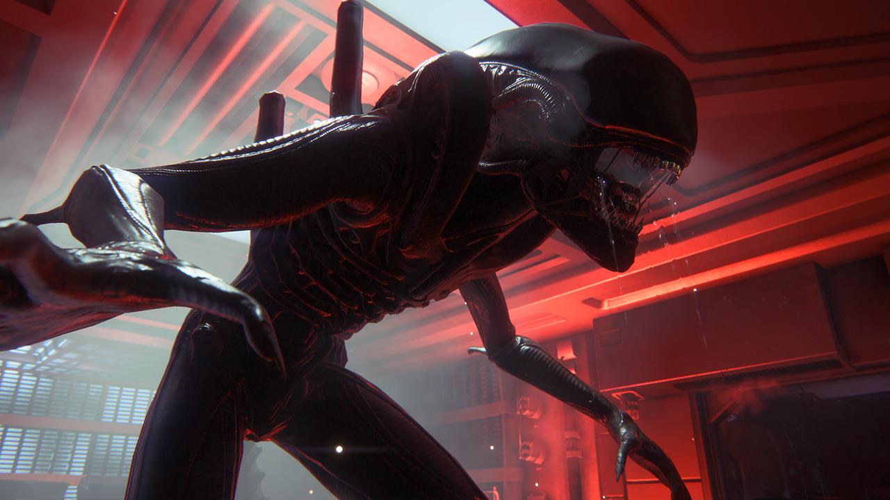 Скриншот №3 к Alien Isolation