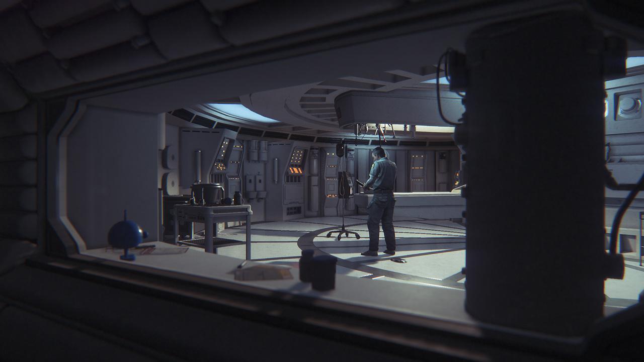 Скриншот №1 к Alien Isolation