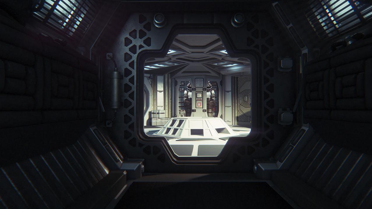 Скриншот №4 к Alien Isolation