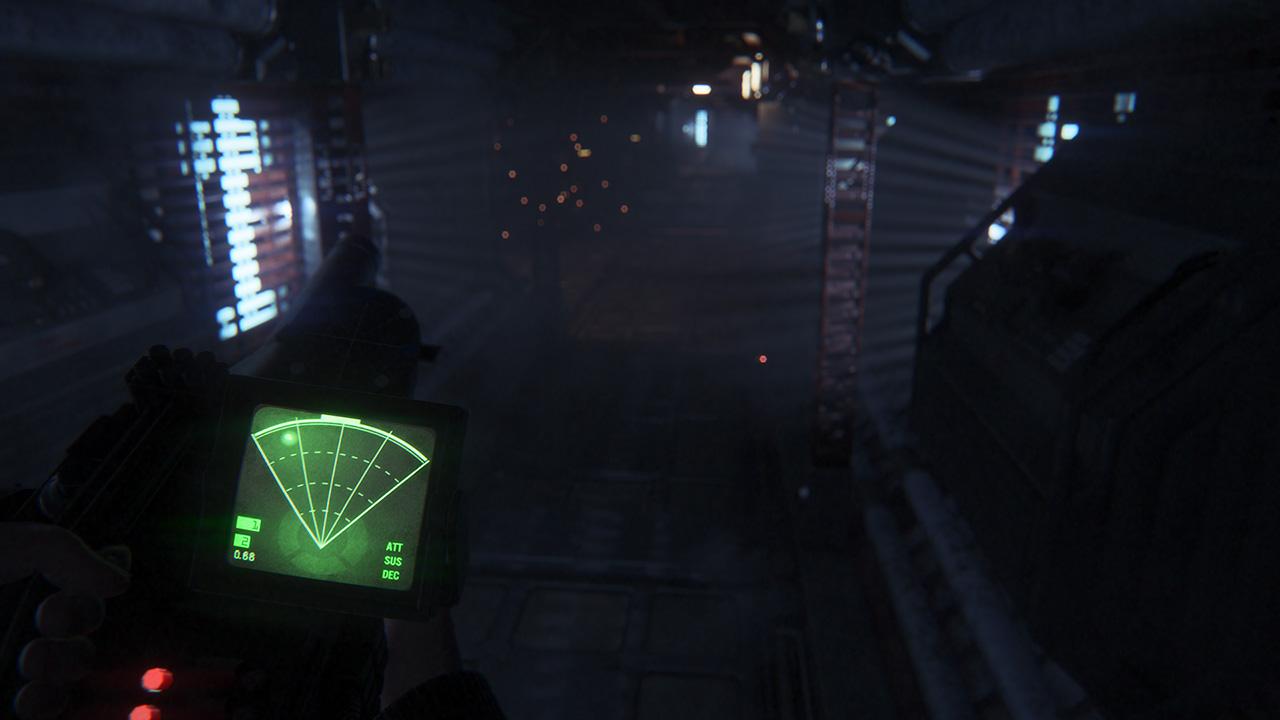 Скриншот №2 к Alien Isolation