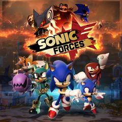 SONIC FORCES Edition bonus numérique