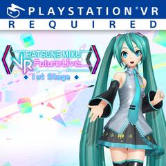 Hatsune Miku: VR Future Live - Stage 1