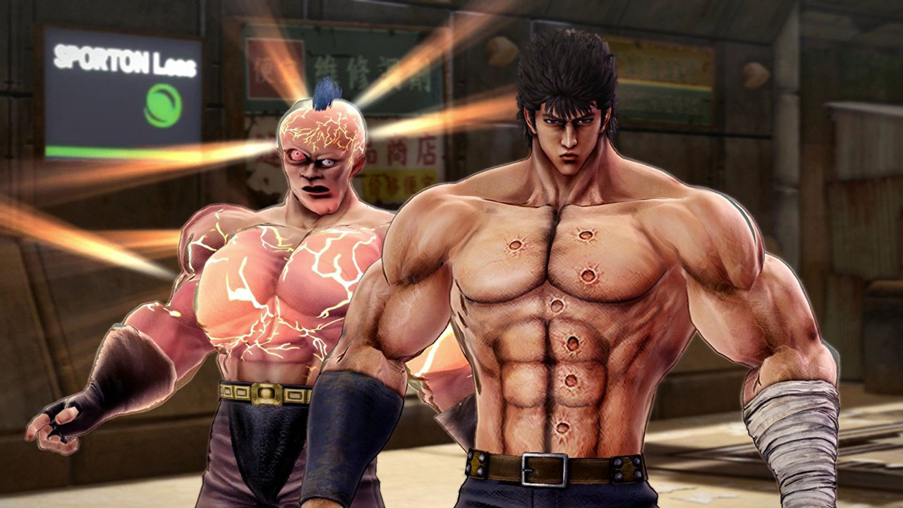Скриншот №3 к Fist of the North Star Lost Paradise