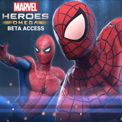 Marvel Heroes Omega - Spider-Man Founder's Pack