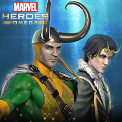 Marvel Heroes Omega - Pack Loki