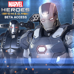 Marvel Heroes Omega - War Machine Founder's Pack