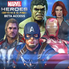 Marvel Heroes Omega - Avengers Founder's Pack
