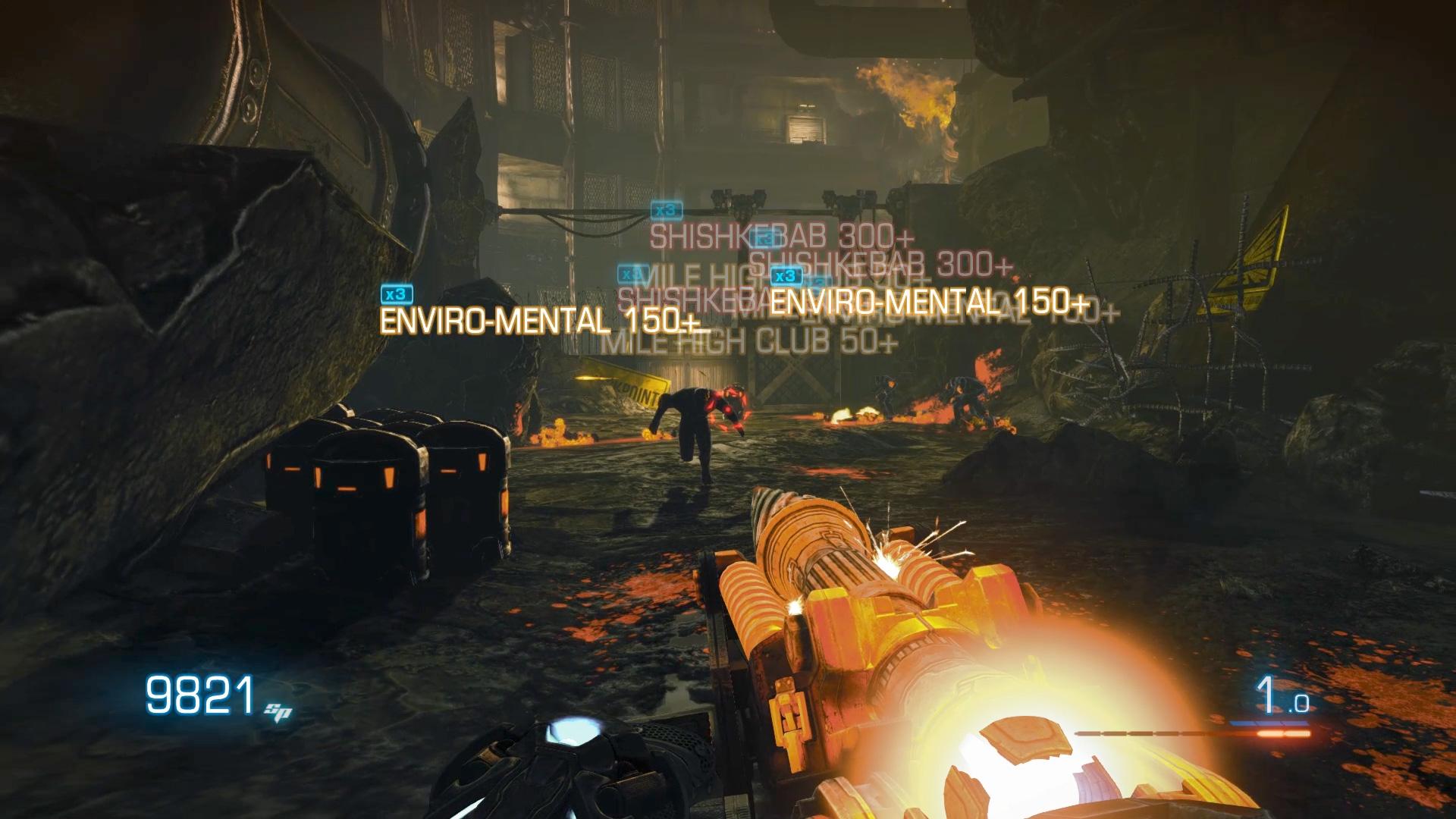 Скриншот №4 к Bulletstorm Full Clip Edition
