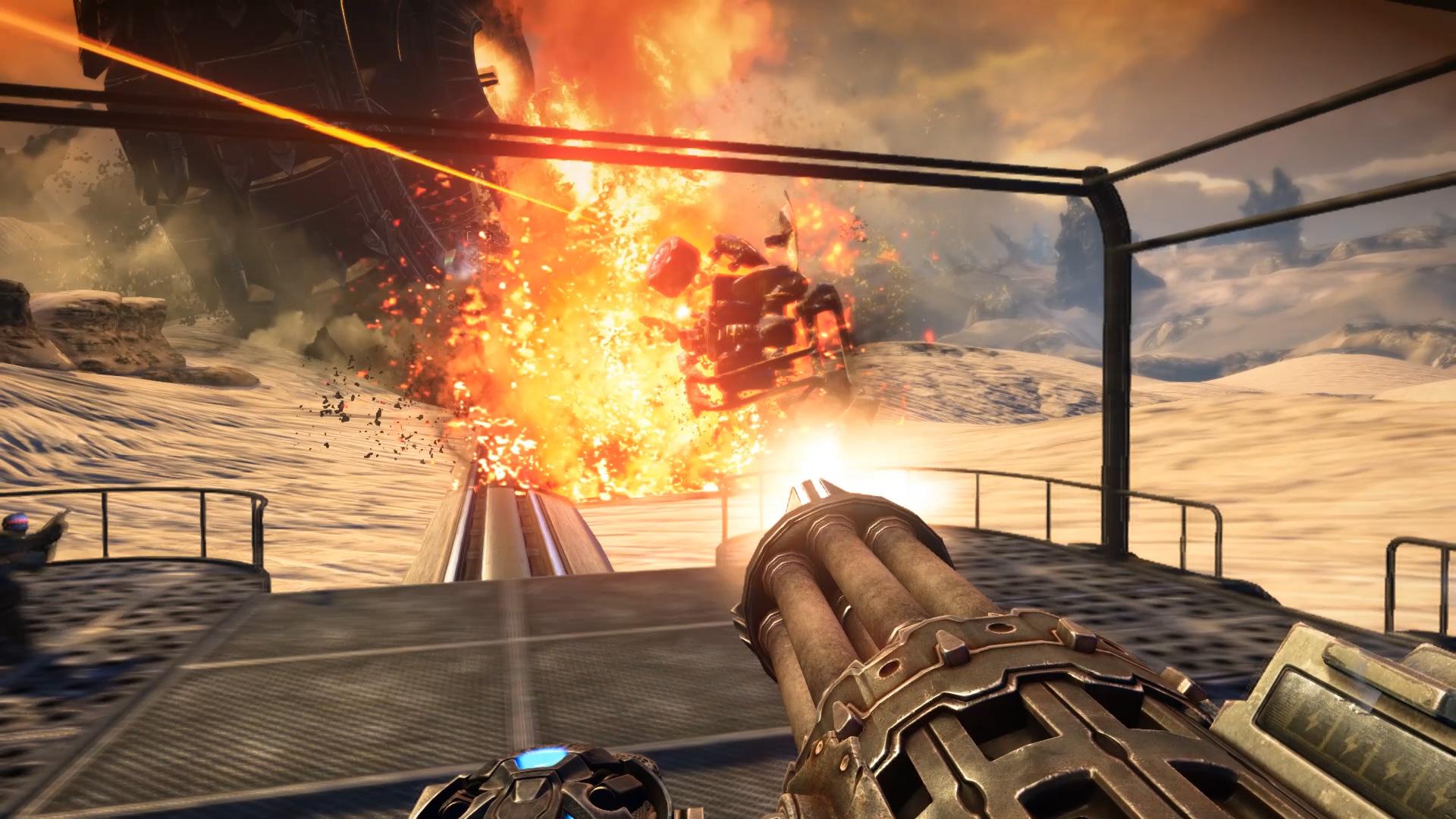 Скриншот №5 к Bulletstorm Full Clip Edition Duke Nukem Bundle