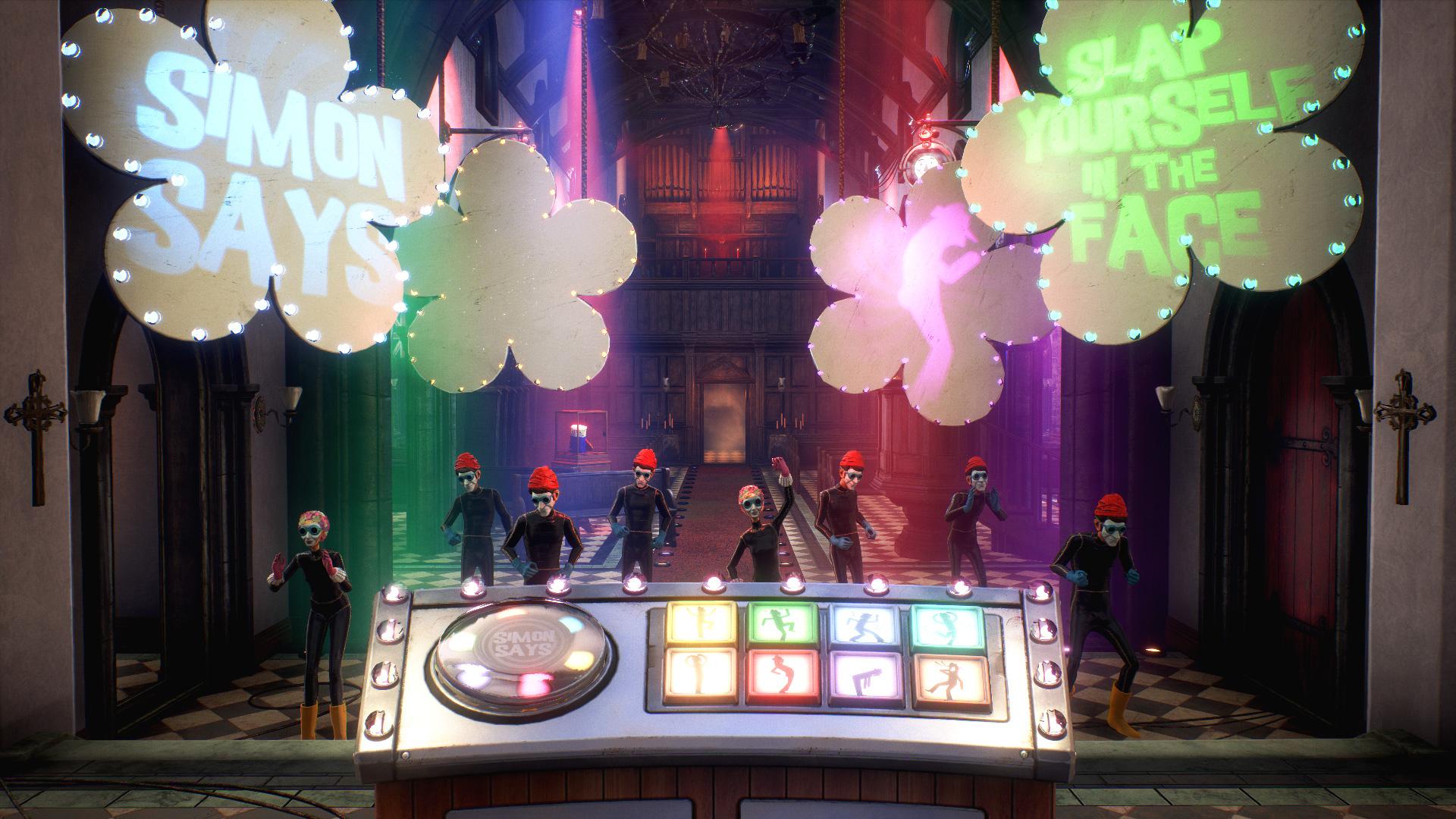 Скриншот №4 к We Happy Few Digital Deluxe