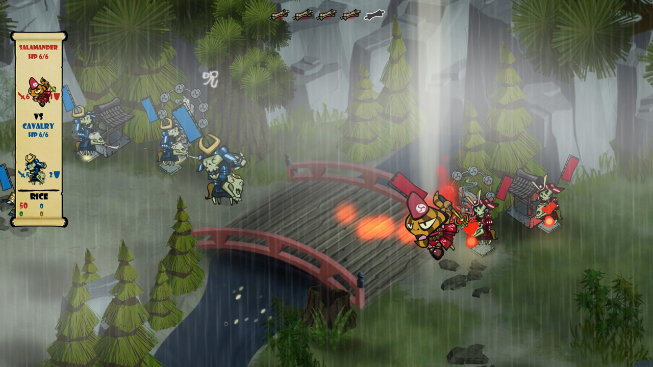 Скриншот №10 к Skulls of the Shogun