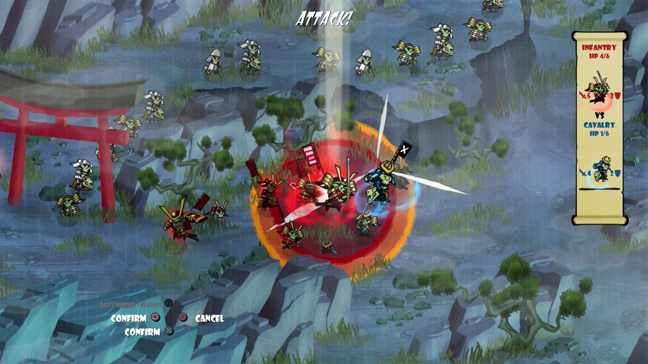Скриншот №7 к Skulls of the Shogun
