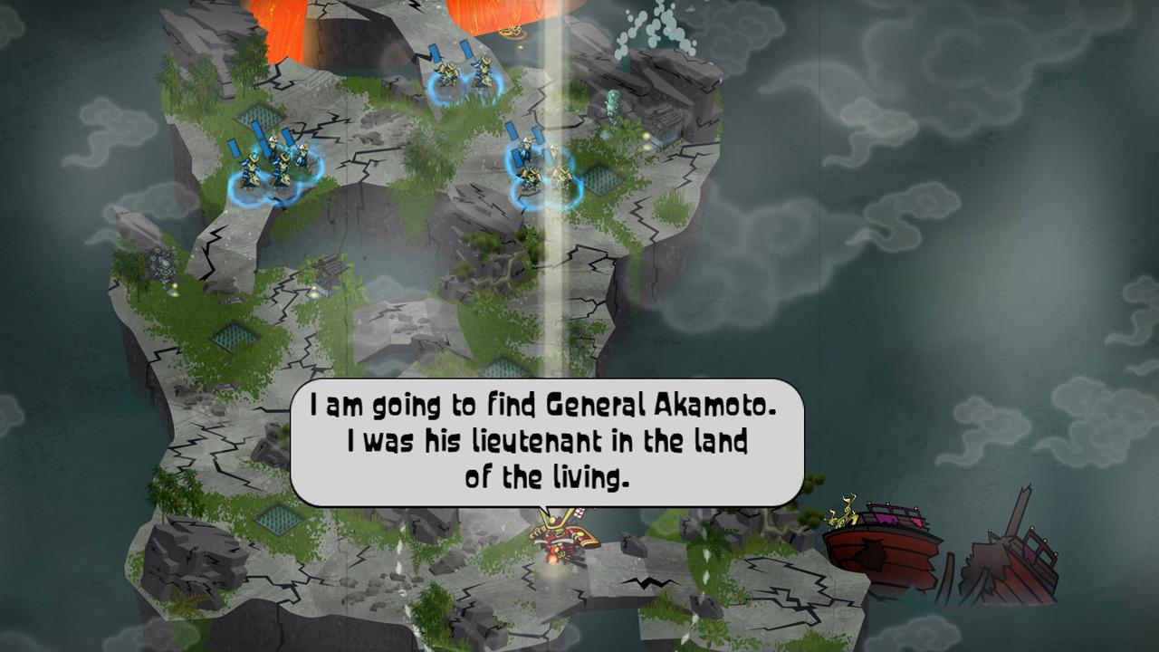 Скриншот №9 к Skulls of the Shogun