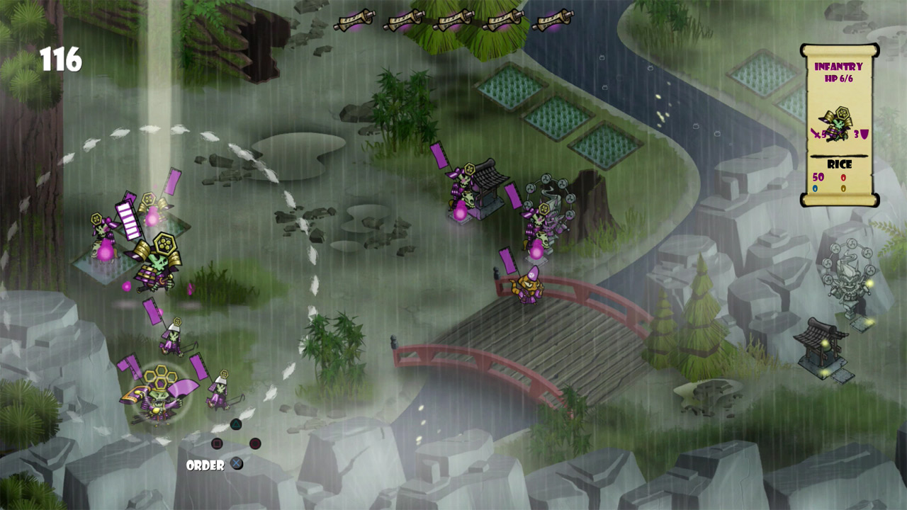 Скриншот №5 к Skulls of the Shogun