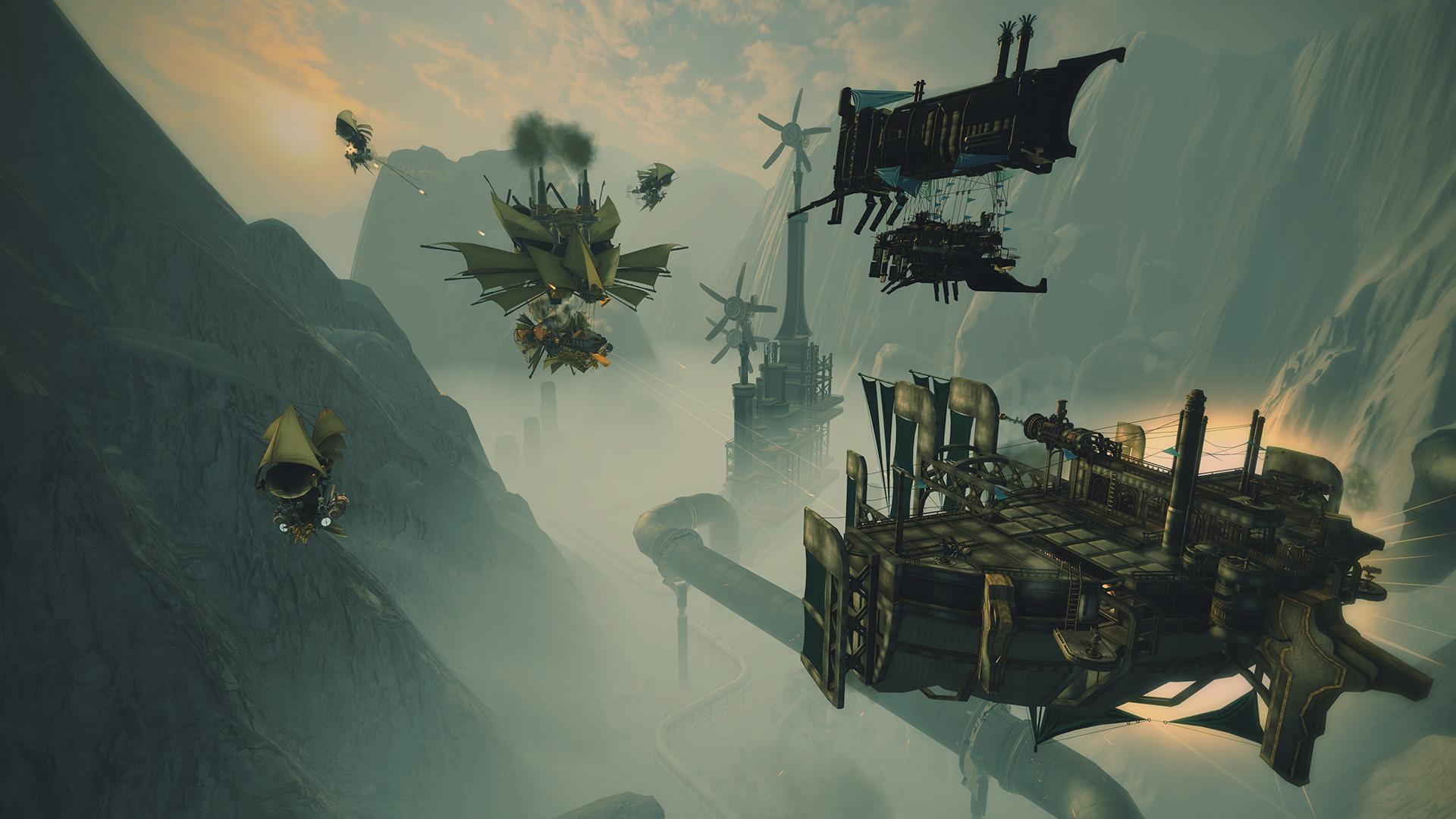 Скриншот №8 к Guns of Icarus Alliance