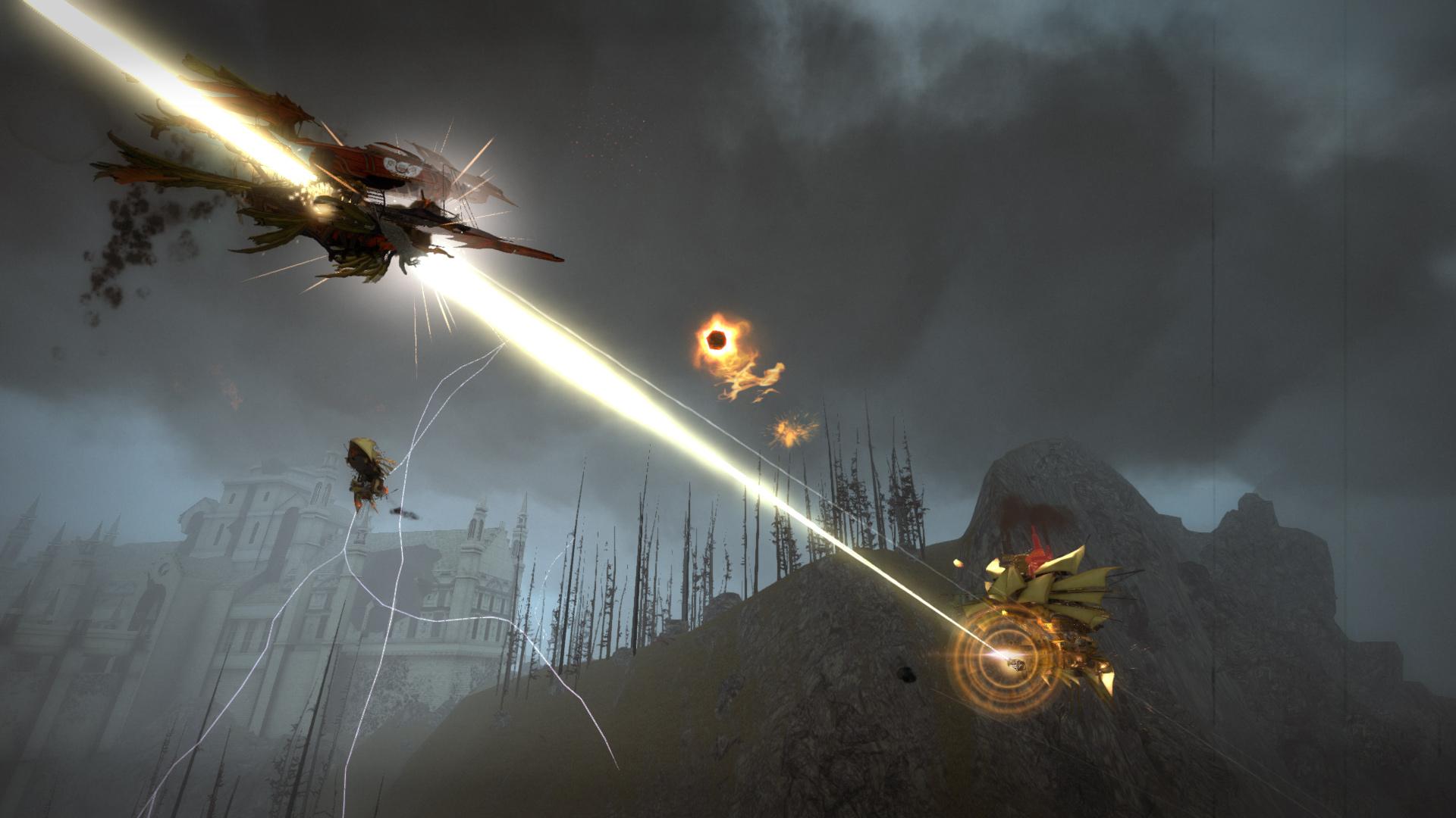 Скриншот №6 к Guns of Icarus Alliance