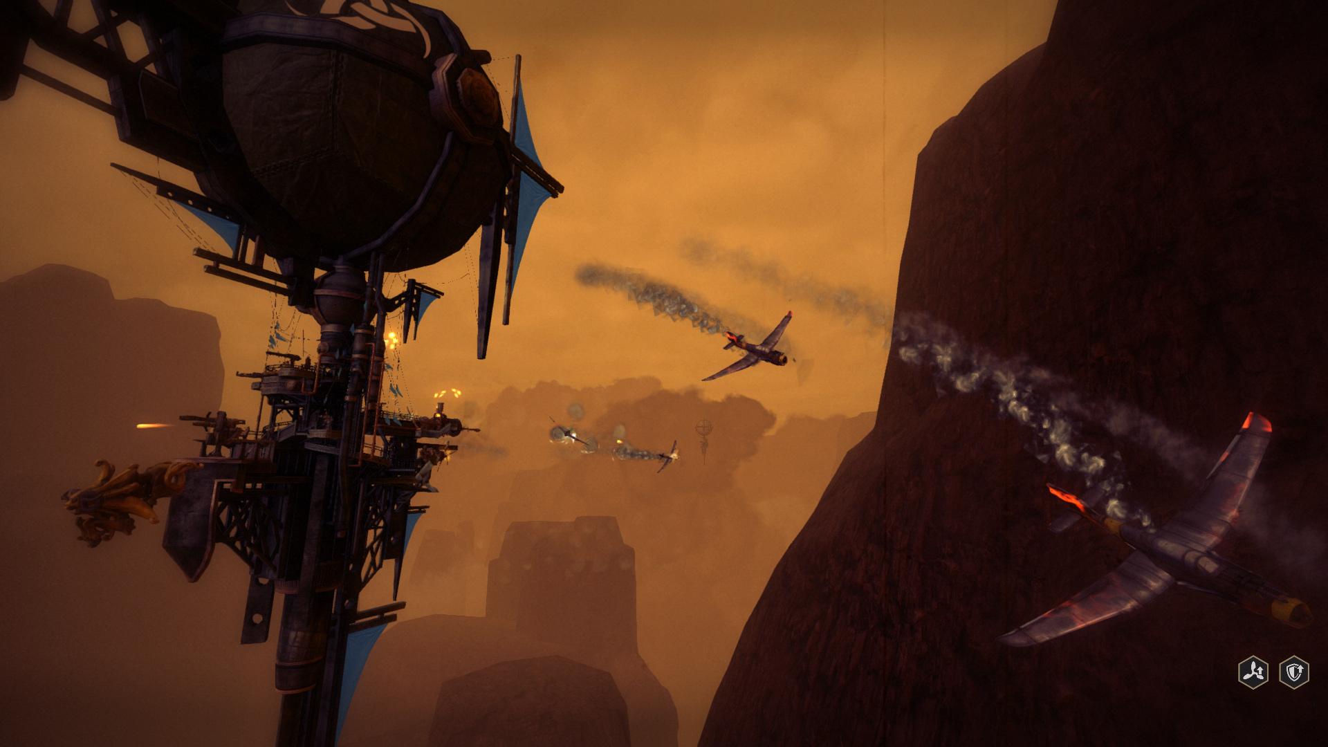Скриншот №10 к Guns of Icarus Alliance