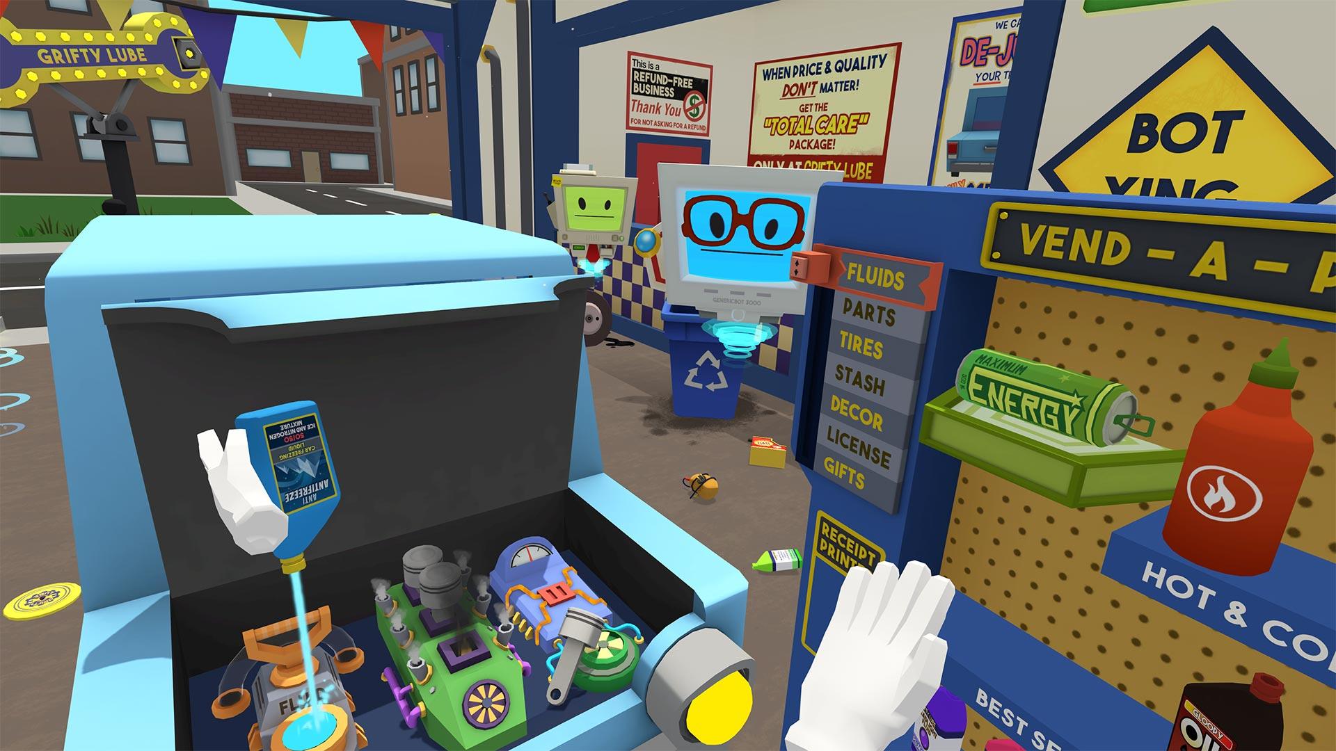 Скриншот №2 к Job Simulator