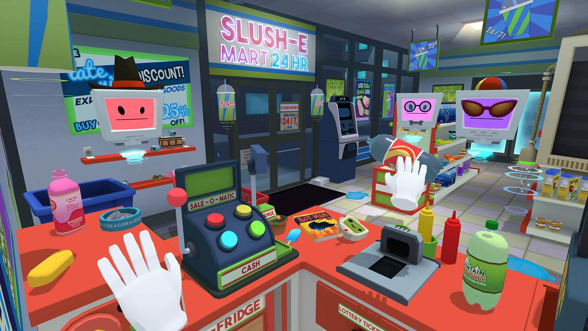 Скриншот №9 к Job Simulator