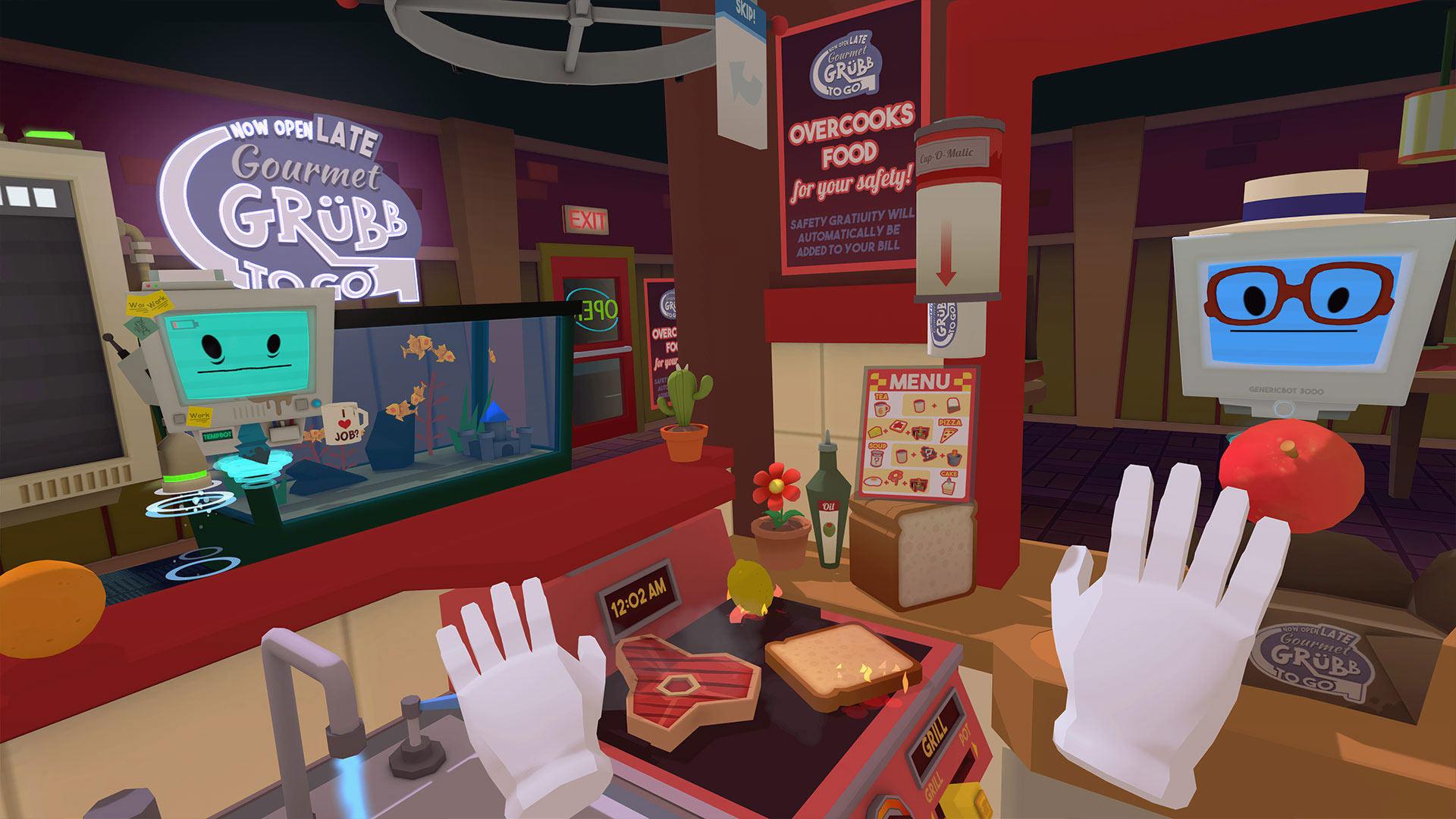 Скриншот №7 к Job Simulator