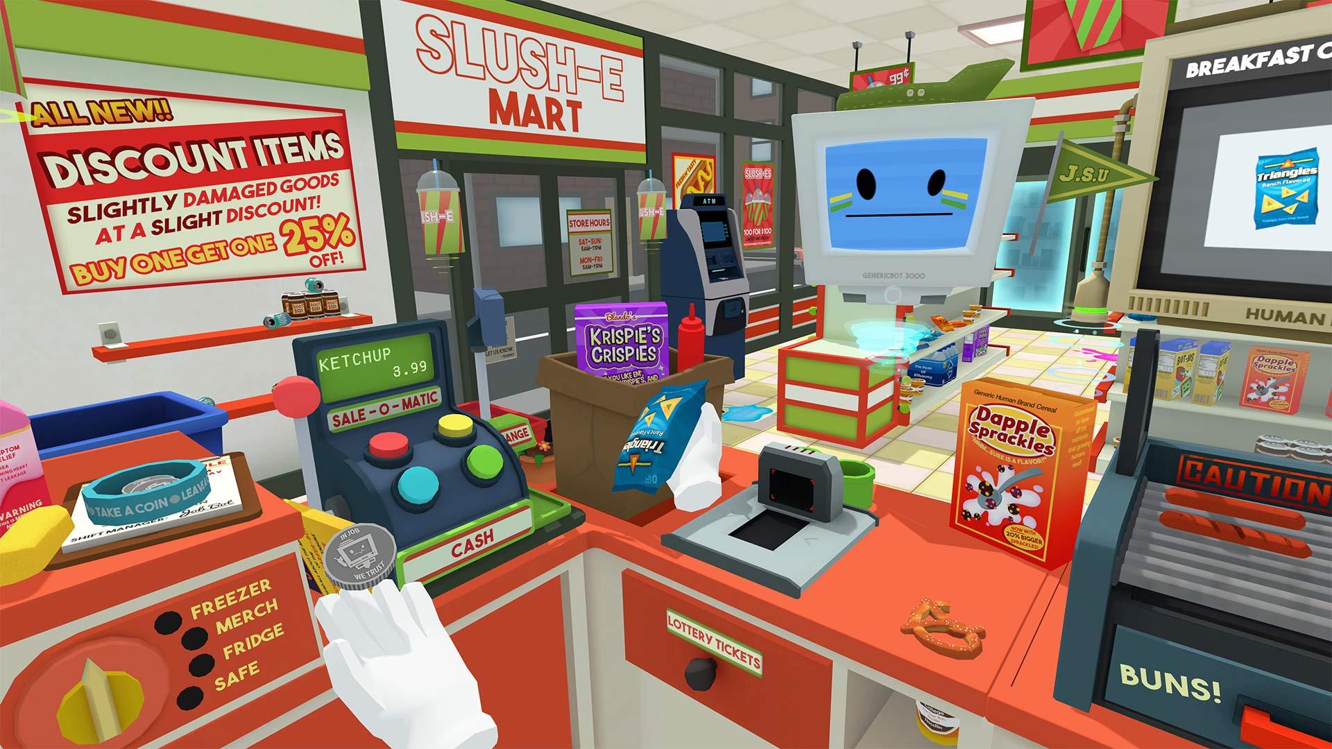 Скриншот №8 к Job Simulator