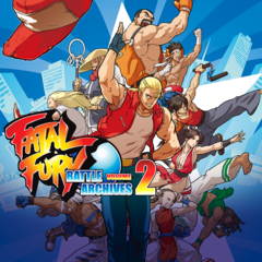 FATAL FURY BATTLE ARCHIVES VOL.2