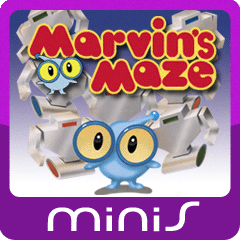 MARVIN'S MAZE full game