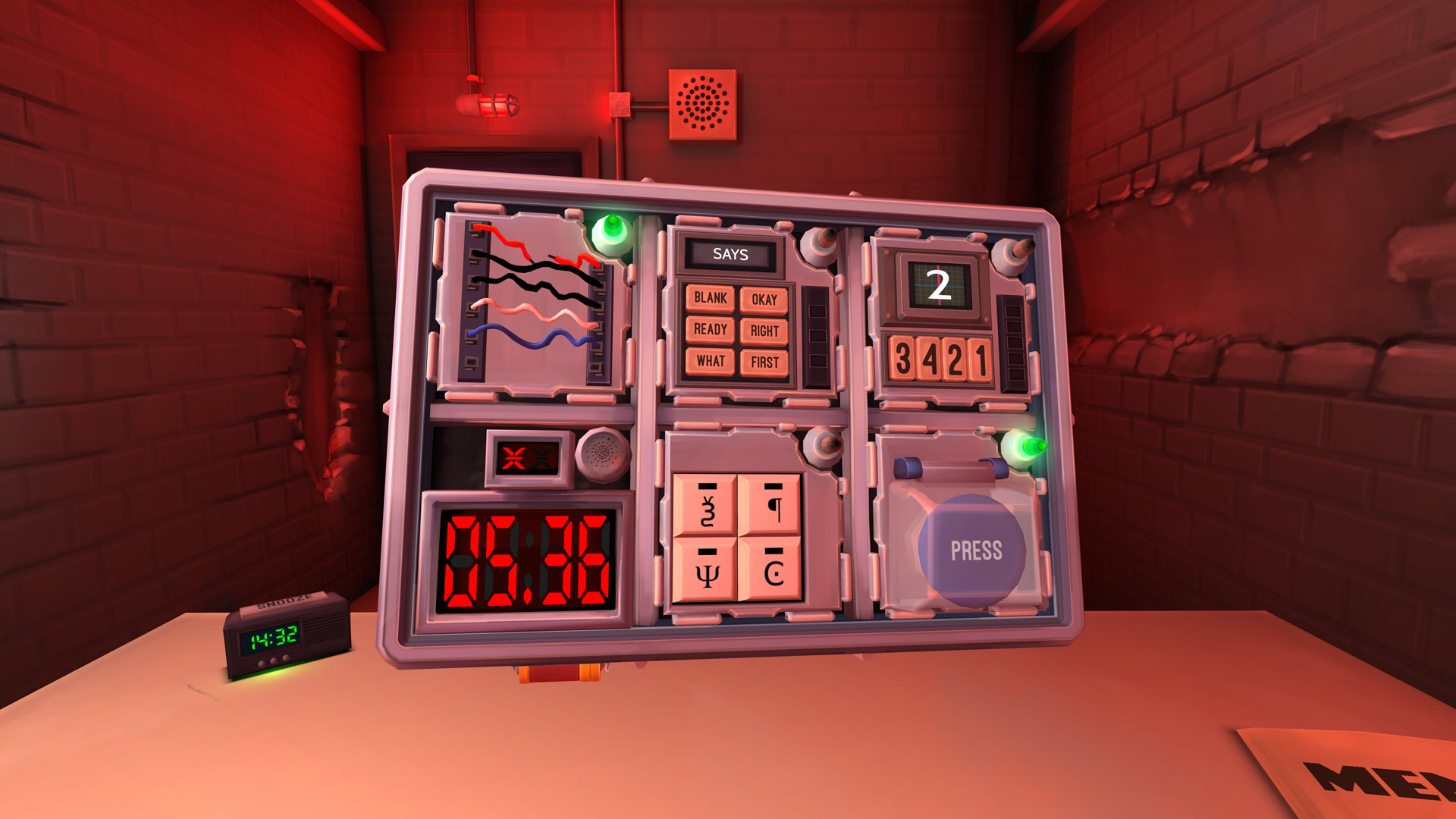 Keep Talking and Nobody Explodes скриншот 5