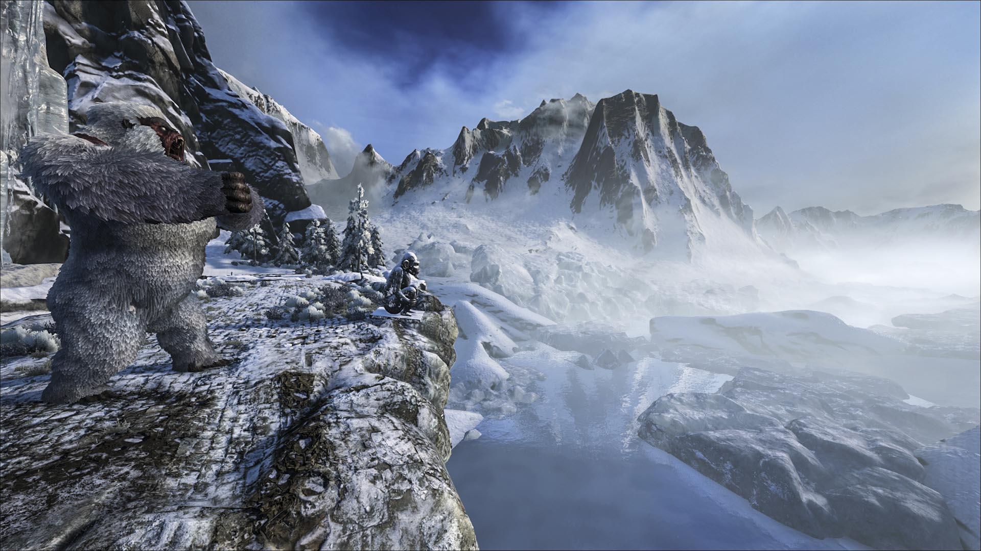 Скриншот №10 к ARK Survival Evolved
