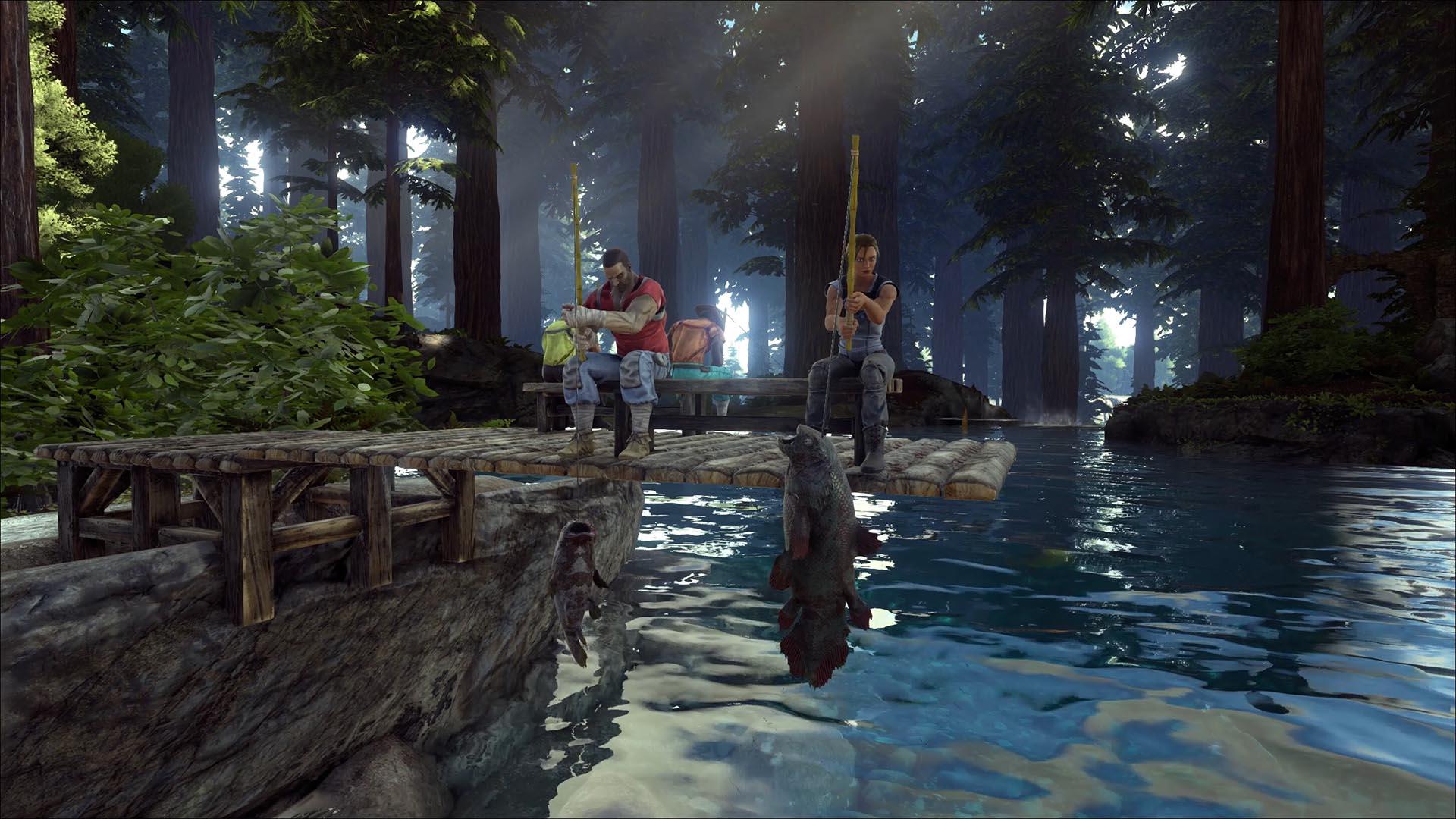 Скриншот №2 к ARK Survival Evolved