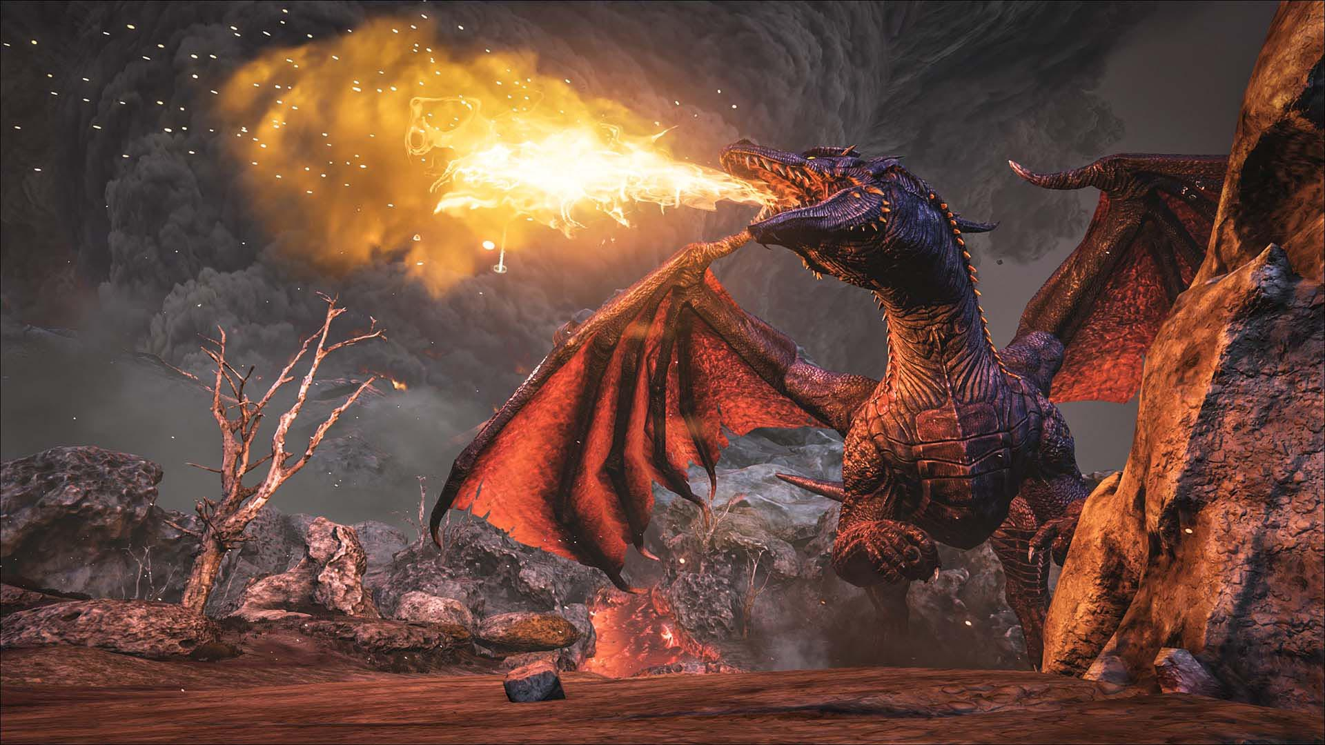 ark download size ps4
